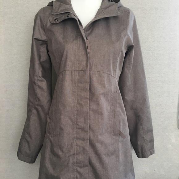 super popular top-rated real famous brand Eddie Bauer Wind/Waterproof Mackenzie Trench Coat